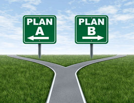 Planning Process Steps - Determining Alternative Courses