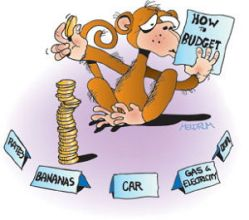 Planning Process Steps - Numbering Plans by Budgeting