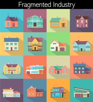 Fragmented Industry