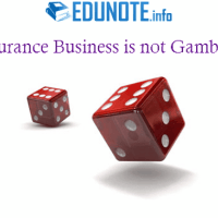 Why Insurance Business is not Gambling