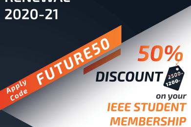IEEE Membership offer!