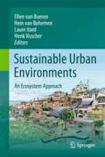 Book: Substainable Urban Environments