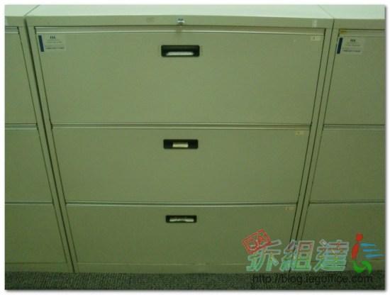 辦公家具-二手理想櫃