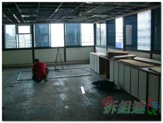 辦公室裝修-輕隔間