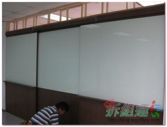 辦公家具-活動白板