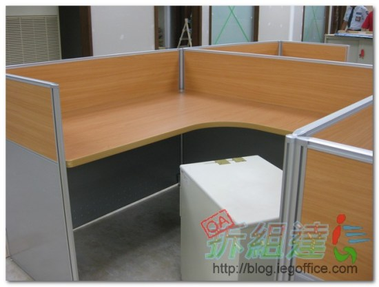 OA辦公家具-2.5cm辦公屏風