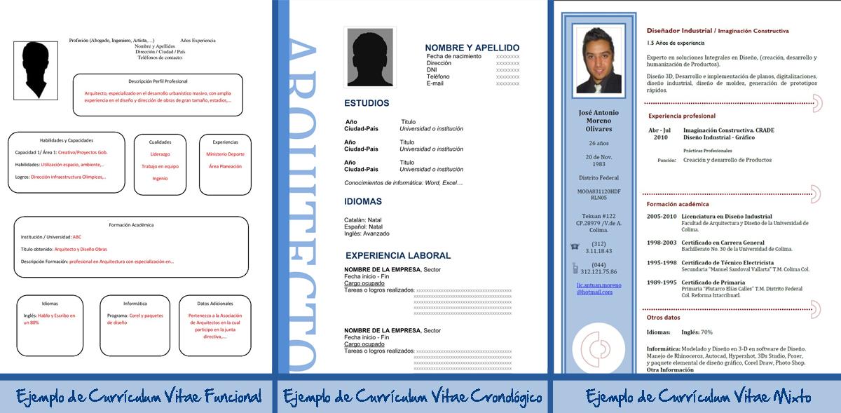 Ejemplo De Un Curriculum Vitae Argentina Sample Refference Letters