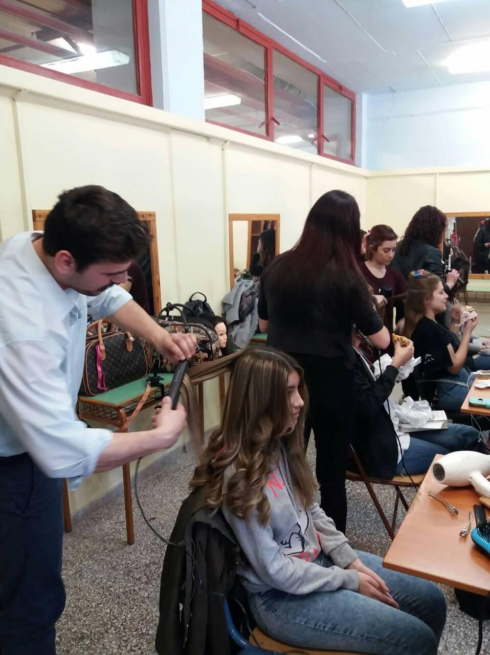 Εορτασμός της Παγκόσμιας Ημέρας της Γυναίκας στο Δ. ΙΕΚ Μυτιλήνης