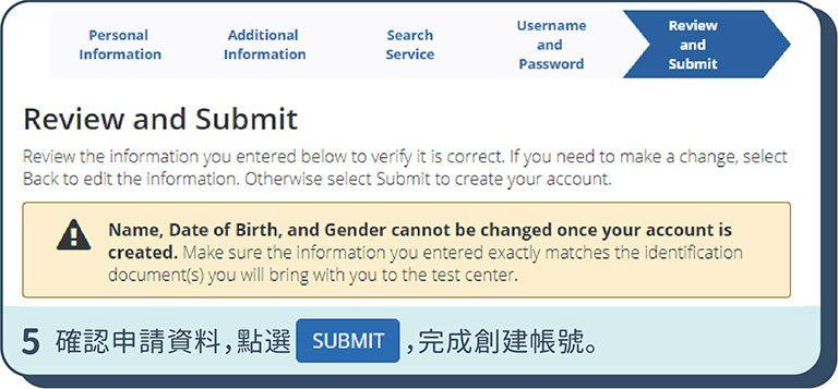 托福認證-ETS ID