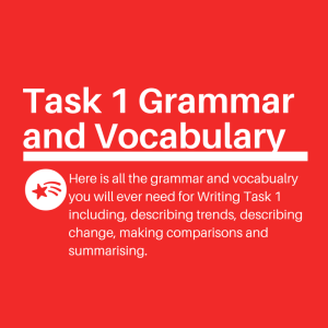 Task 1 Grammar and vocabulary