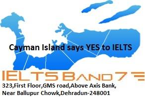 Cayman Islands says YES to IELTS