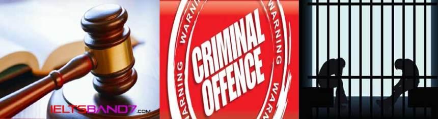 criminal-offence Best IELTS Band 7 Coaching in dehradun