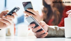 Some people think that increasing communication usage of computers and mobile phones by young people has had a negative effect on their reading and writing skills. To what extent do you agree or disagree?