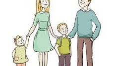 In most of the societies, the role of mother and father differs. What are the causes of this difference? What will be the parental roles in future?