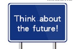 How important is it for individuals and countries to think about the future, rather than to focus on the present?