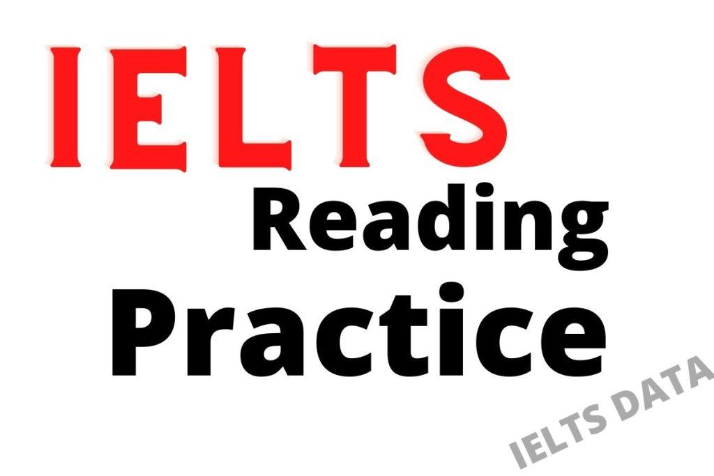IELTSDATA READING TEST 14 COD IN TROUBLE