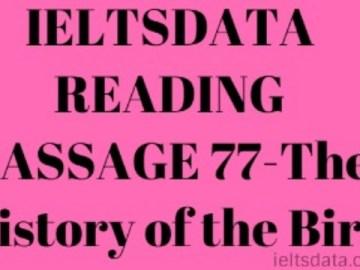 IELTSDATA READING PASSAGE 77-The History of the Biro
