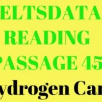 IELTSDATA READING PASSAGE 45 Hydrogen Cars