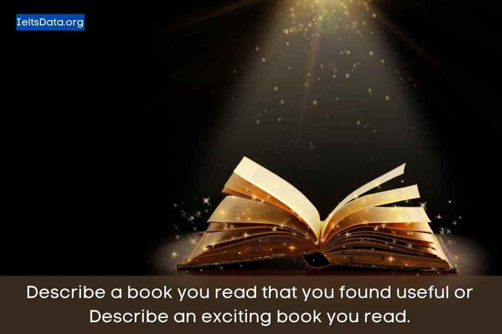 Describe a Book You Read That You Found Useful