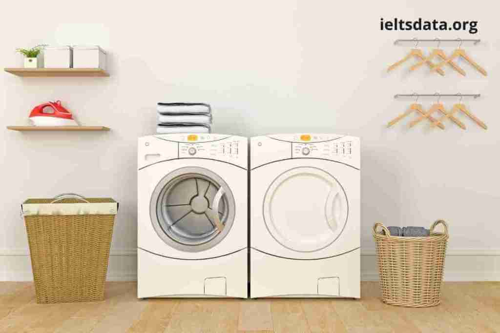 You Are in a High-Rise Building, Which Has a Communal Laundry Room