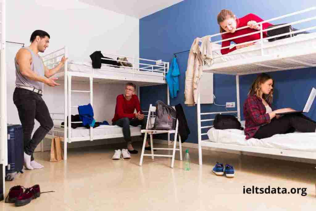You Live in a Room in the College Hostel Which Has Several Problems
