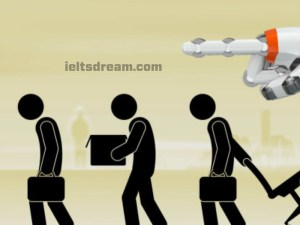 robots are very important to humans future development, while others think