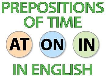English prepositions grammar pdf