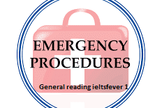 general reading practice test 1 EMERGENCY PROCEDURES ,Community Education ,BENEFICIAL WORK PRACTICES FOR THE KEYBOARD OPERATOR ,Workplace dismissals ,CALISTHENICS