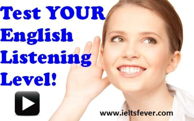 Free Listening PracticeTests with audio and answers Ielts exam
