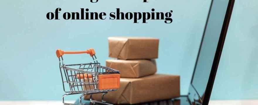 Describe a good experience of online shopping