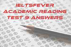 IELTSFever Academic Reading Test 9 Answers Iceman Stress Mat Design And Foot Health