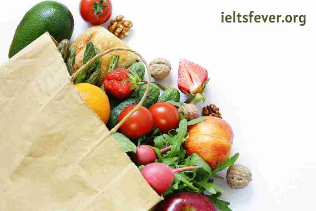 Fruits and Vegetables IELTS Speaking Part 1 Questions With Answer (1)