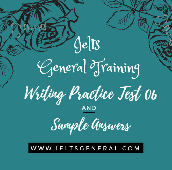 ielts essay writing general training