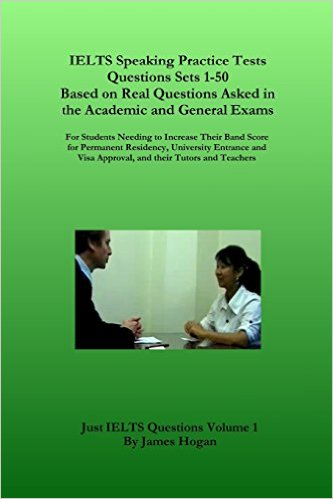 IELTS Speaking Practice Tests Questions Sets 1-50