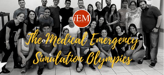 the emergency medical simulation olympics
