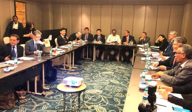 ASEM board meeting