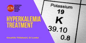 hyperkalemia treatment