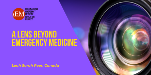 A lens beyond emergency medicine