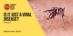 is it just a viral disease - dengue