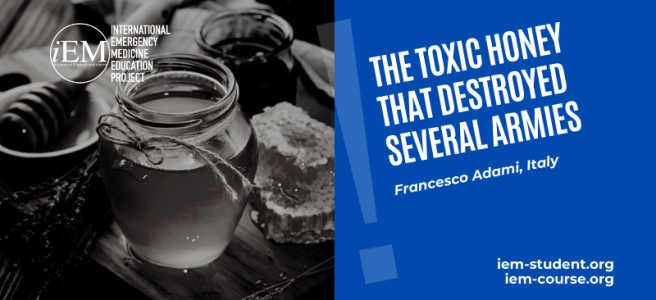 The toxic honey that destroyed several armies