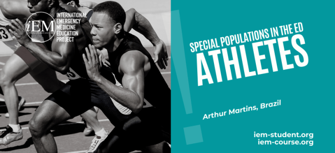 special populations in the ED athletes