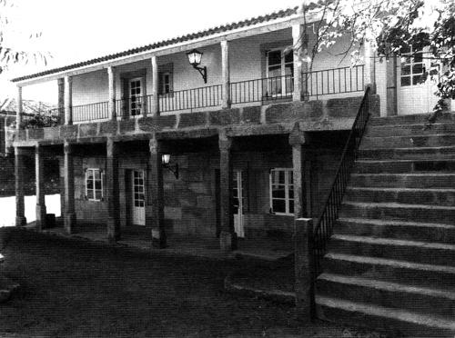 O antigo hospital de Sancti Spiritus de Baiona e a súa arquitectura barroca, por Xaime Garrido.