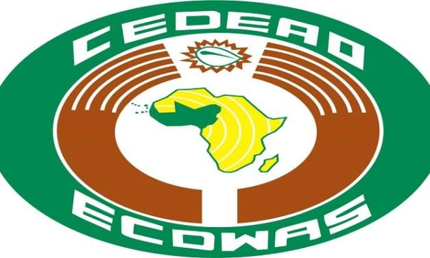 La CEDEAO recrute 25 profils en Août & Septembre 2020