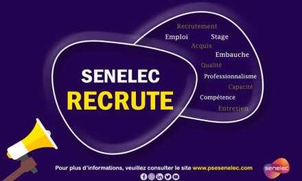 La Sénélec recrute un Technicien en Informatique