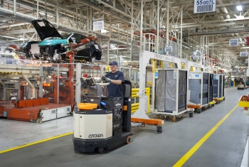 South Carolina BMW Plant Converts Landfill Gas to Hydrogen Fuel