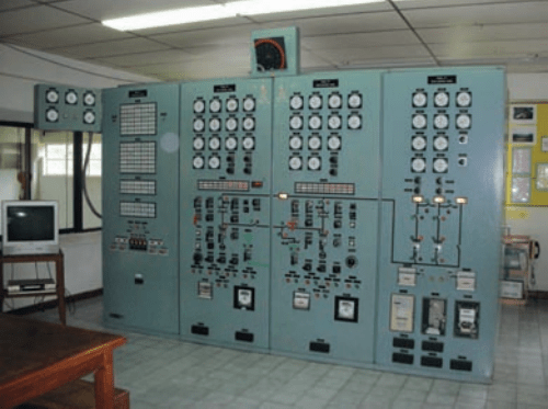 Control switchboard