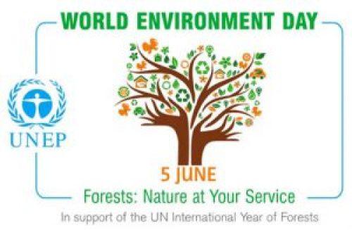 วันสิ่งแวดล้อมโลก (world environment day)