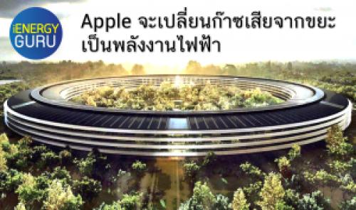 Apple พลังงานไฟฟ้า