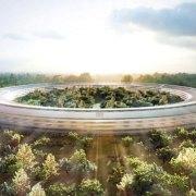 Apple Park อาคารสำนักงานที่ยอดเยี่ยมที่สุดแห่งหนึ่งของโลก