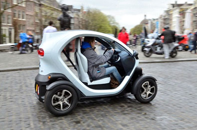 ฝรั่งเศสตั้งเป้าระงับการจำหน่ายรถยนต์ขับเคลื่อนด้วยน้ำมันภายในปี ค.ศ. 2040